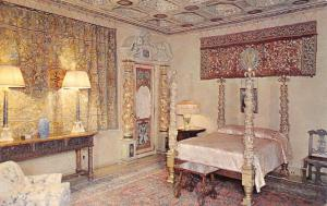 San Simeon California~Hearst Castle~Casa Del Mar~Guest Bedroom~Route 1~1960s
