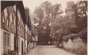 England Warwick Mill Lane Street Scene