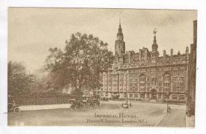 Imperial Hotel, Russel Square, London.W.C.1, UK, 00-10s
