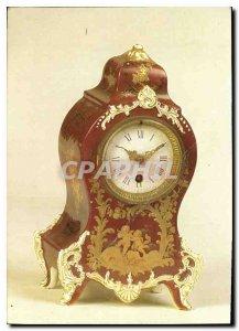 Postcard Modern Pendulum Earthenware Longwy Municipal Museum of Longwy