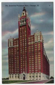 Chicago, Ill, The American Furniture Mart