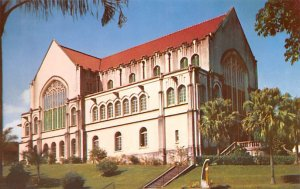 Balboa Union Church Balboa Panama Tape on back