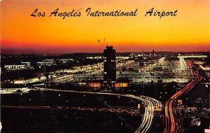 Los Angeles international Los Angeles, CA, USA Airport Unused