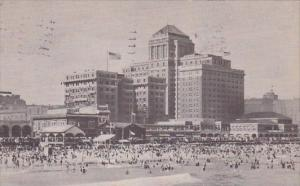 Chalfonte Haddon Hall Atlantic City New Jersey 1938