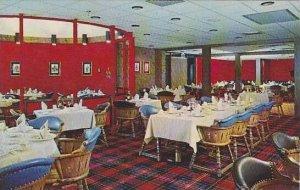 Virginia  Fredericksburg Sheraton Motor Inn Angus Room
