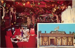 Vintage Postcard Fiore D'Italia Restaurant 14928 Ventura Blvd Sherman Oaks CA