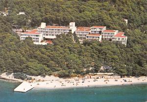Croatia Brela Hotel Berulia Frankopanska 1979