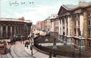Dublin Ireland Trinity College Dublin Trinity College