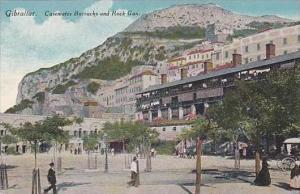 Gibraltar Casemates Barracks &  Rock Gun