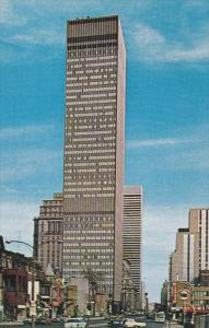 Canadian Imperial Bank of Commerce Building, MONTREAL, Quebec, Canada, 40-60´s