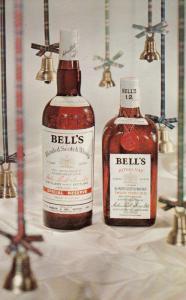 ADV: Bells Blended Scotch Whisky , 50-60s