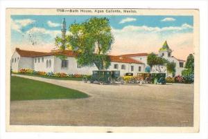 Bath House , Agua Caliente Mexico, 1910s