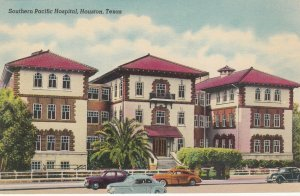 HOUSTON , Texas, 1930-40s ; Southern Pacific Hospital