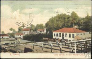 São Tomé and Príncipe, Roca Monte Cafe (1911)