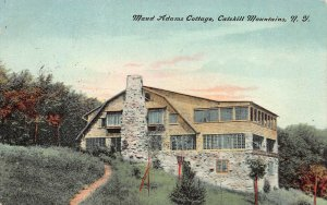 Maud Adams Cottage, Catskill Mountains, N.Y., Early Postcard, Used  in 1908