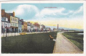 HELENSBURGH, Scotland, PU-1906; View Of Helensburgh