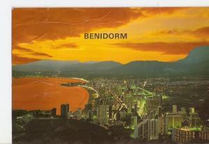 Postal 024980 : Benidorm. Alicante (Espa?)