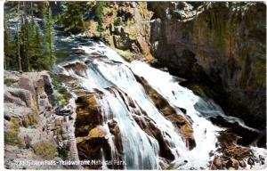 Scheuber Drug 233, Gibbon Falls, Yellowstone National Park
