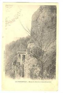 Le Fondereau, Route De Maiche A Saint-Hippolyte, France, 1900-1910s