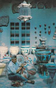Potter Maker Of Tlaquepaque, GUADALAJARA, Mexico, 40-60´s