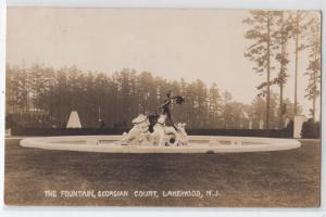 RPPC, Fountain, Georgian Court, Lakewood NJ