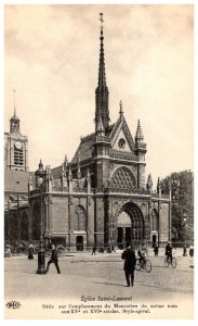 France Eglise Saint -Laurent