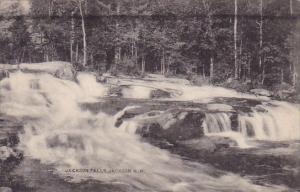 Jackson Falls Jackson New Hampshire Albertype 1946