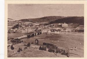 La Gaspesie, Panorama du Village de Gaspe, Tourist Bireau, Quebec, Canada, 20...