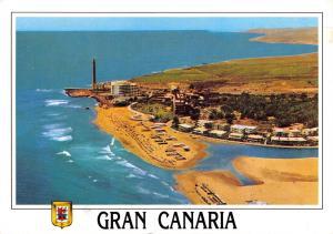 Postcard 2002, Maspalomas, Gran Canaria, Lighthouse and Lake, Spain H5