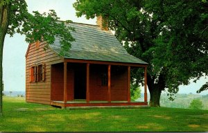 New York Stillwater John Neilson House Saratoga National Historical Park
