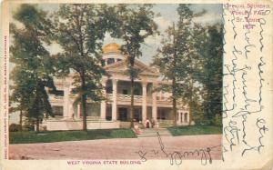 St Louis Missouri~West Virginia State Building @ St Louis World's Fair 1904