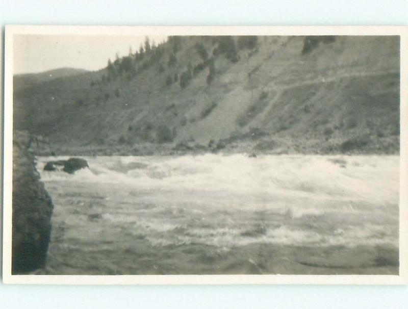 Pre-1918 rppc ROCKY MOUNTAINS Banff & Jasper & Canmore & Lake Louise AB W1083