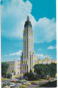 Oklahoma Tulsa Boston Avenue Methodist Church 1961