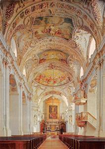 Ehem. Klosterkirche Tegernsee Church Interior view Eglise