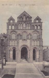 Haute Loire, Le Puy, La Cathedrale, France, 00-10s