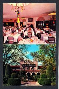 NM Alvarado Hotel Albuquerque NEW MEXICO POSTCARD