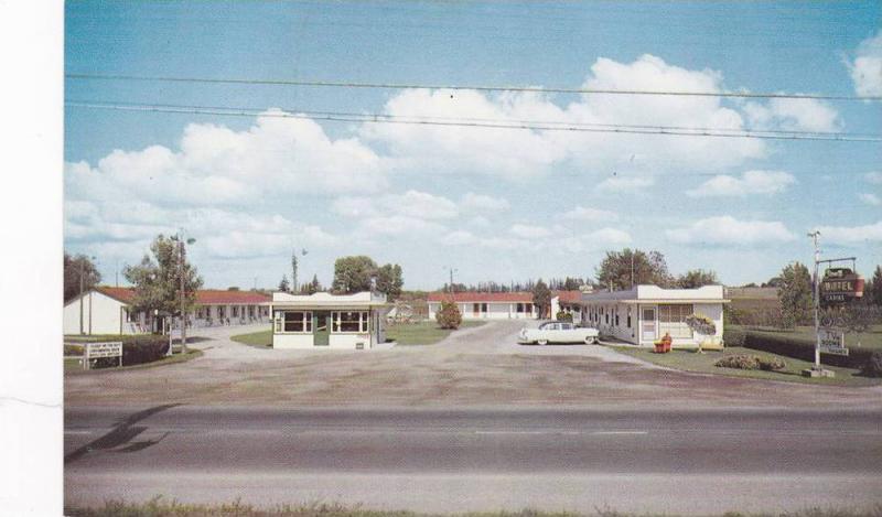Tom's Motel , COBOURG BEACH , Ontario , Canada,  40-60s