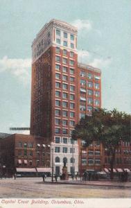 Exterior, Capitol Trust Building, Columbus, Ohio, 00-10s