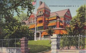 Governor's Mansion Albany New York
