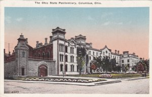 Ohio Columbus The Ohio State Penitentiary 1918 sk268