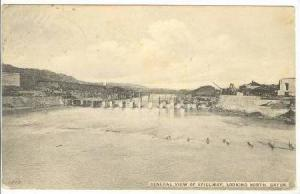 General View Of Spillway, Looking North, Gatun, Panama, 00-10s