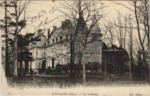 CPA AVRICOURT - Le Chateau (130477)