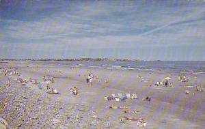 Maine York Beach Long Sands Beach