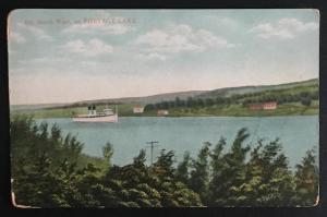 Str. North West on Portage Lake F.R. Vigeant & Bro