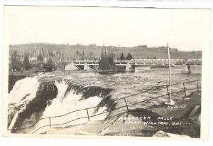 RP,Overlooking the Kakabeka Falls,Ontario,Canada,20-40s