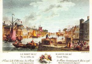 France Le Port de Saint Martin de Re Bateaux, Harbour Grand Balay Martin De Re