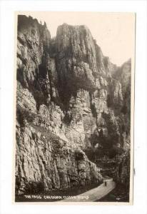 RP  The Pass, Cheddar Cliffs, England , 1920-40s