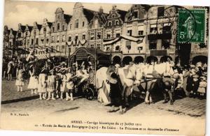 CPA ARRAS - Cortege historique entrée de Marie de Bourgogne (117058)