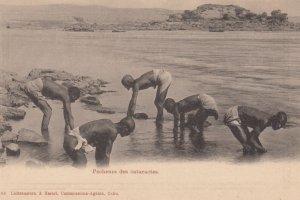 Pecheurs des cataractes , Egypt , 00-10s