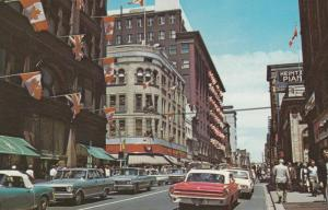 TORONTO, Ontario , 1950-60s ; Yonge Street , Looking North